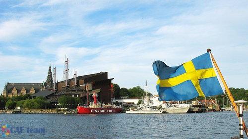 صورة منحه دراسية لطلاب الماجستير في السويد لسنة  2020-2021
