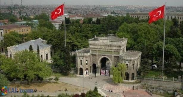 صورة لائحة الكليات التركية المعترف بها في البلدان العربية