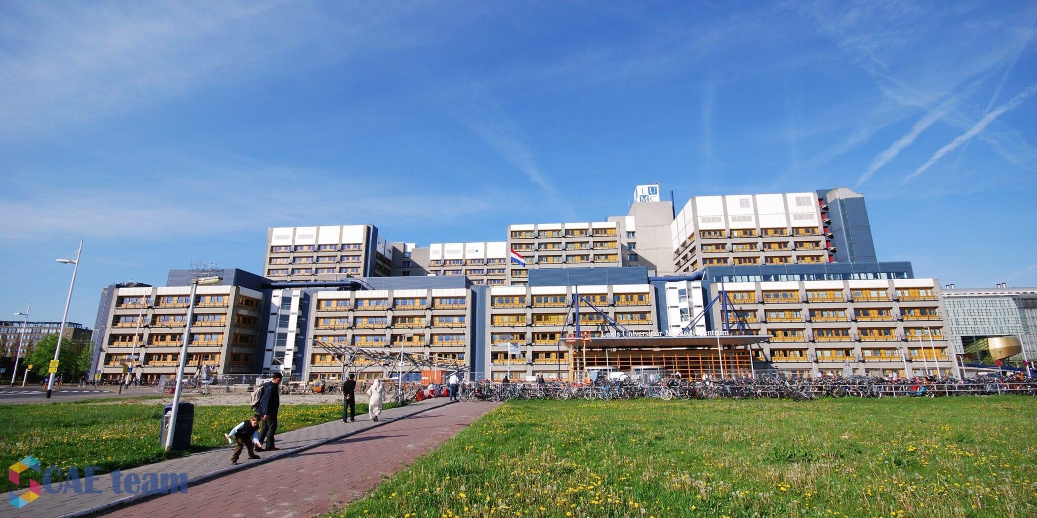 صورة منح دراسية في هولندا لطلاب الجامعة والماجستير من ESHCC