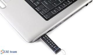 صورة تشفير و وضع كلمة سر على الفلاشة USB في أنظمة ويندوز 7 / 8.1 / 10 بإستخدام BitLocker