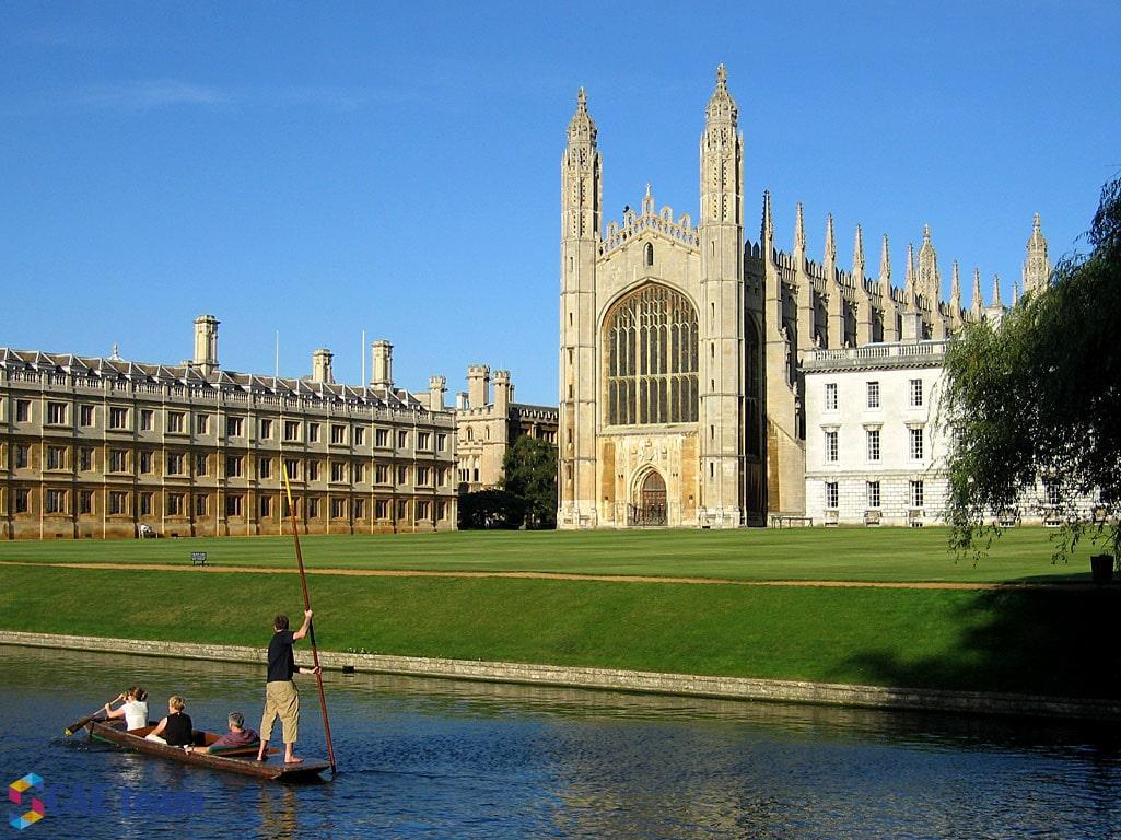 صورة منح غيتس لدراسة الماجستير والدكتوراه في جامعة CAMBRIDGE