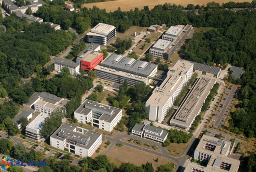 صورة منحه في الكيمياء في مدينه ميونخ الألمانية