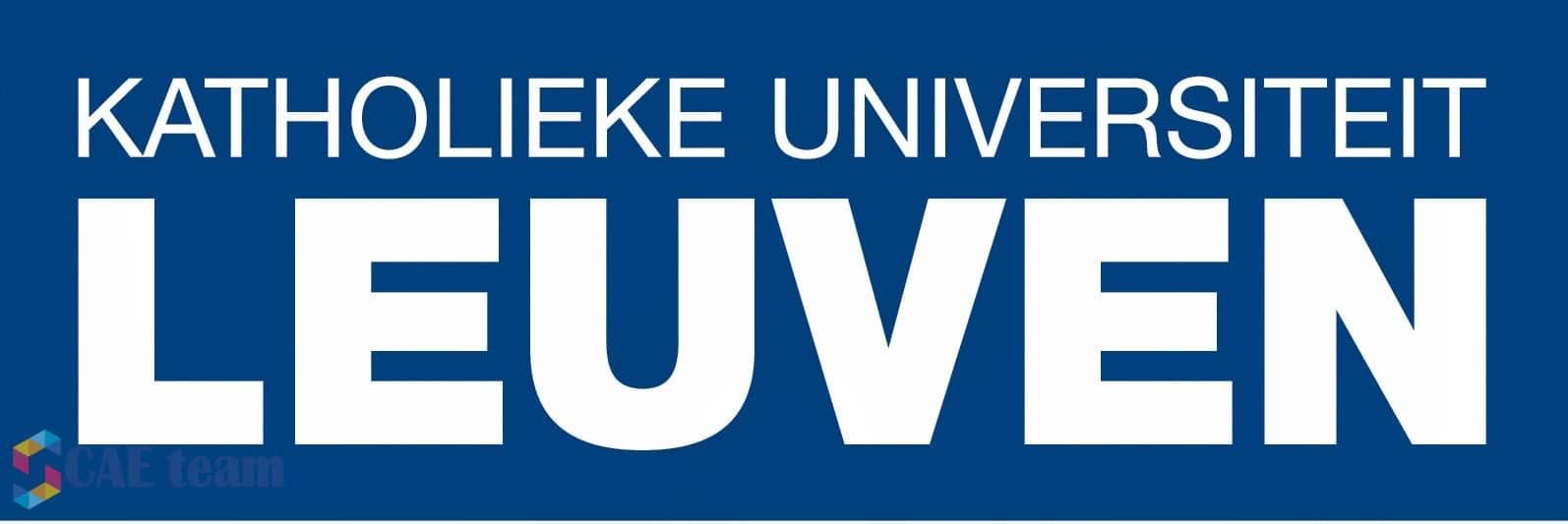 صورة احصل على بكالوريوس من جامعة Katholieke Leuven  بألمانيا
