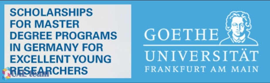 صورة 20 منحة من جامعة Goethe بألمانيا في تخصصات متنوعة.