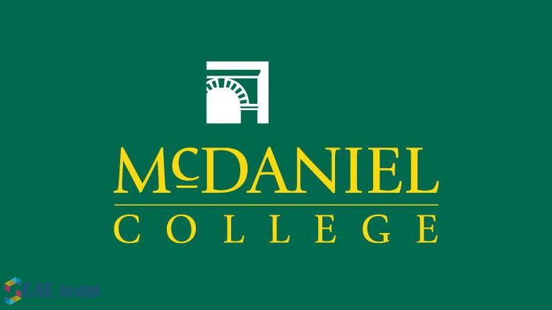 صورة منح مختلفة من جامعة Mcdaniel College بأمريكا