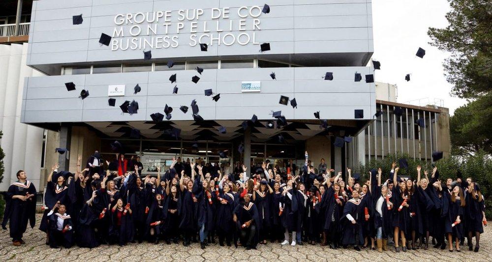 صورة منحة ماجستير في الإدارة   كلية Montpellier Business بفرنسا