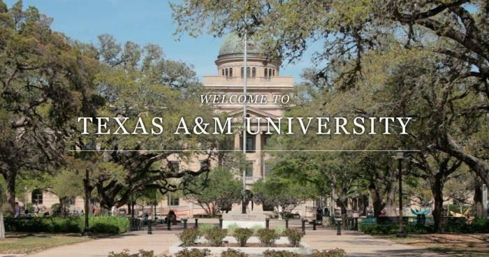 منحة جامعة Texas A&M للبكالوريوس والدراسات العليا بالولايات المتحدة الأمريكية 2021